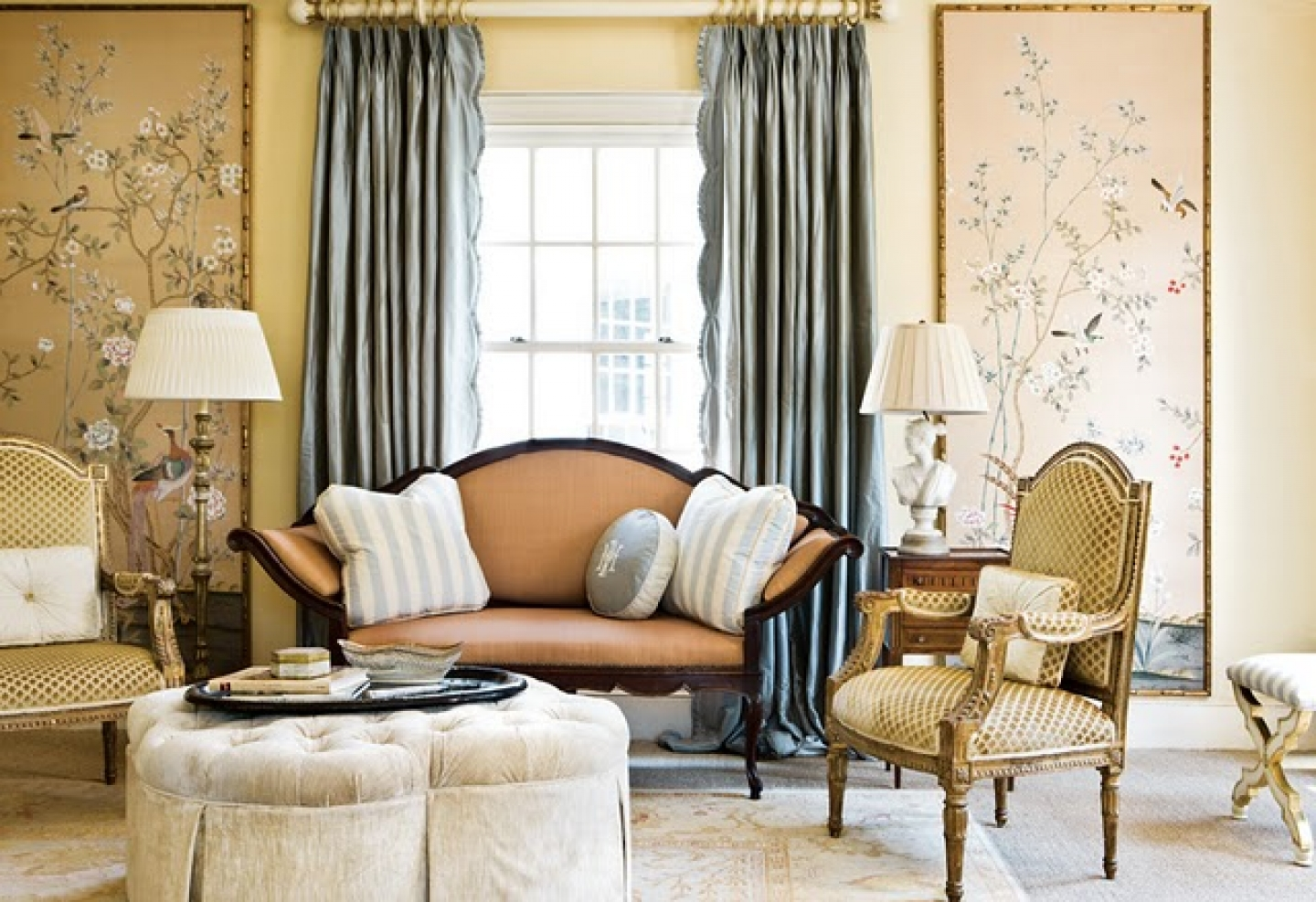 Image of: Living Room Curtains Awesome