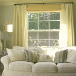 Living Room Curtains Decor