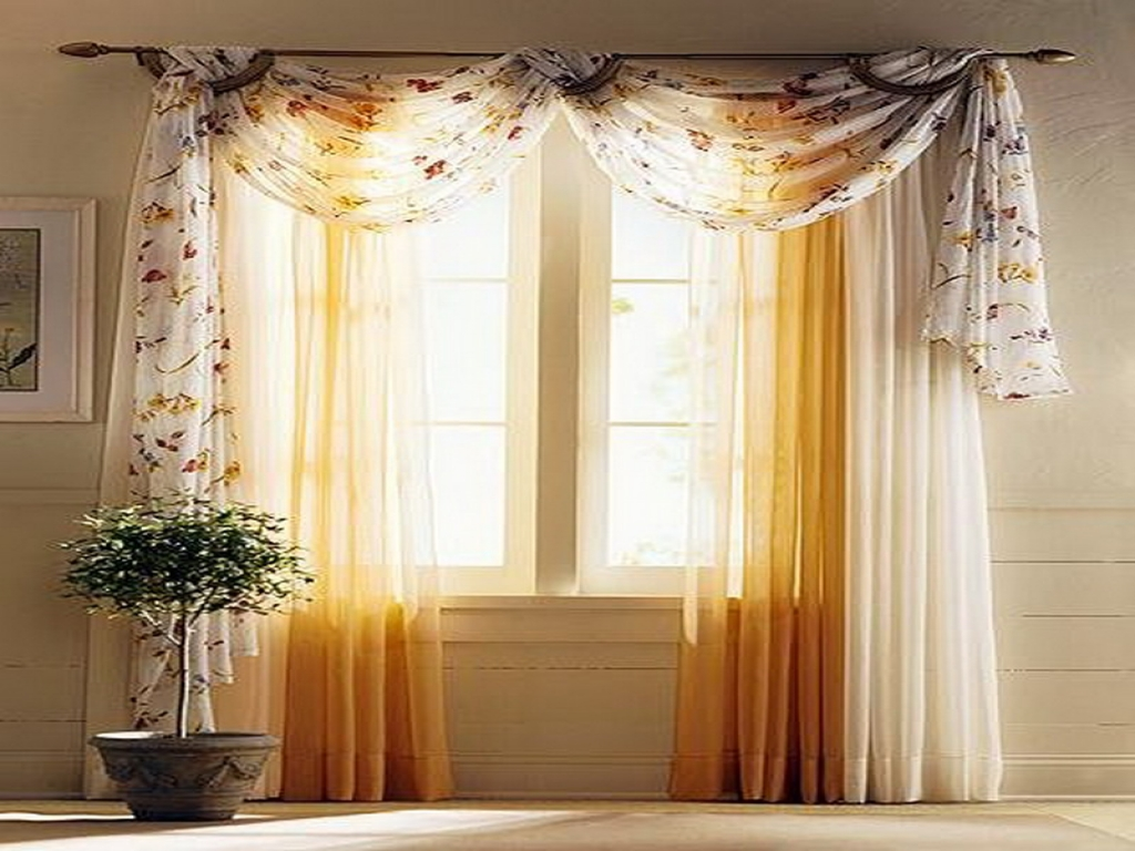 Living Room Curtains Elegant