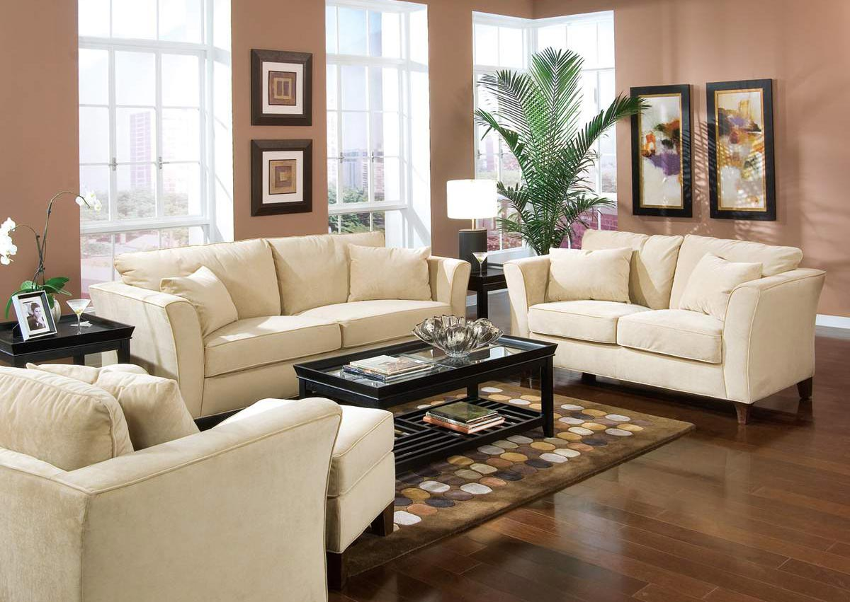Image of: Living Room Furniture Arrangement Elegant