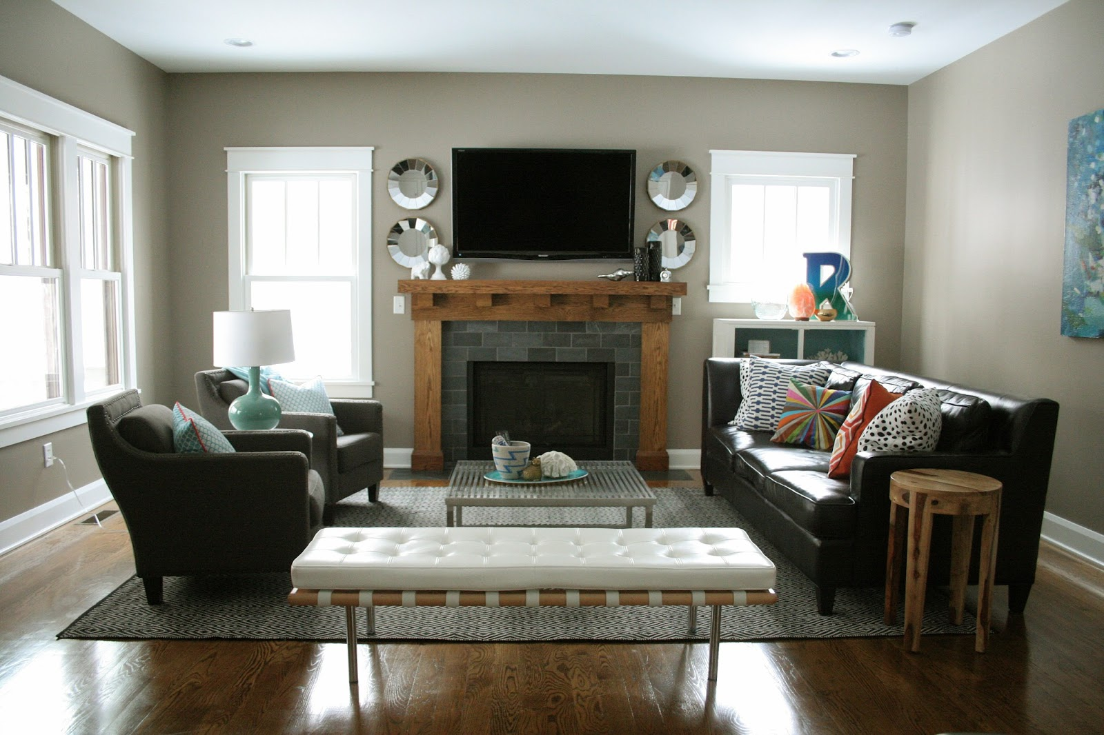 Image of: Living Room Furniture Arrangement Luxury