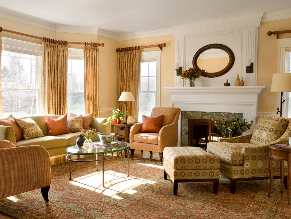 Image of: Living Room Furniture Arrangement Original