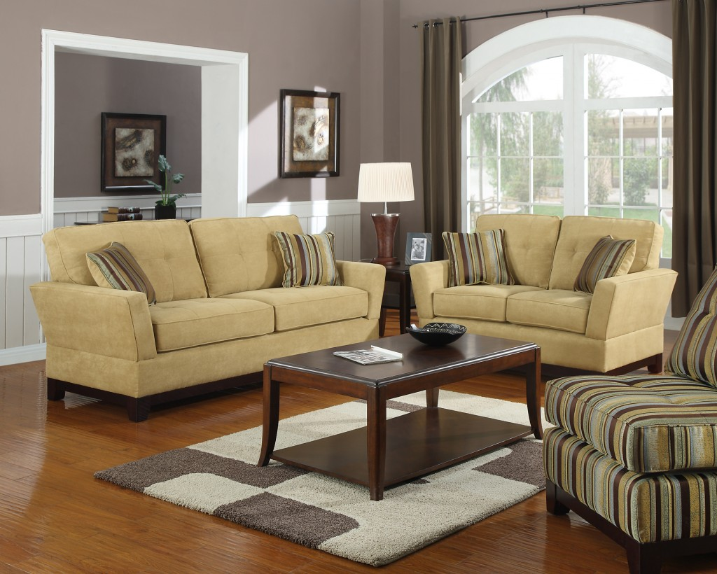Image of: Living Room Furniture Arrangement Simple