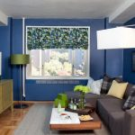 Living Room Ideas For Small Spaces Blue