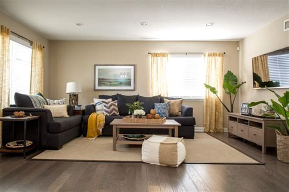Image of: Living Room Makeovers Classic