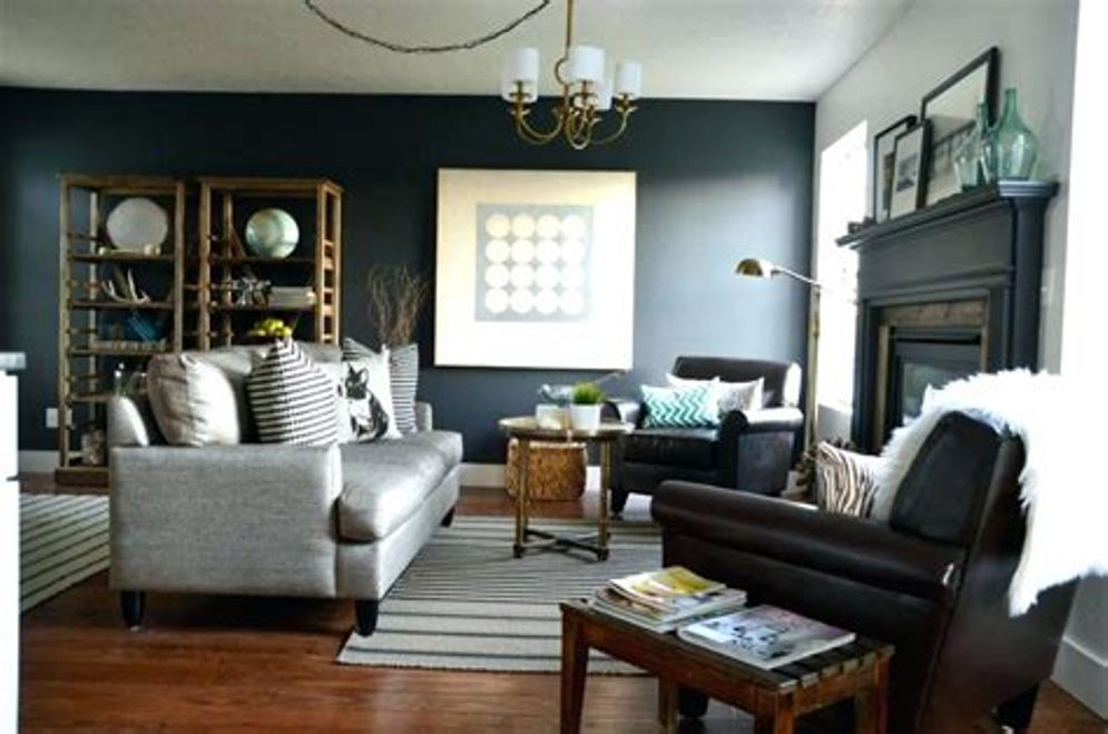 Image of: Living Room Makeovers Small