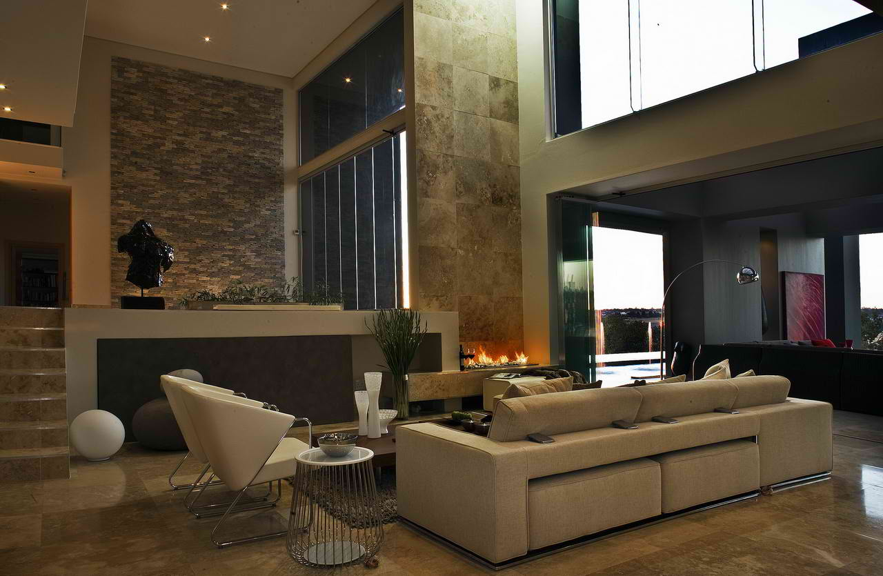 Image of: Living Room Modern Contemporary
