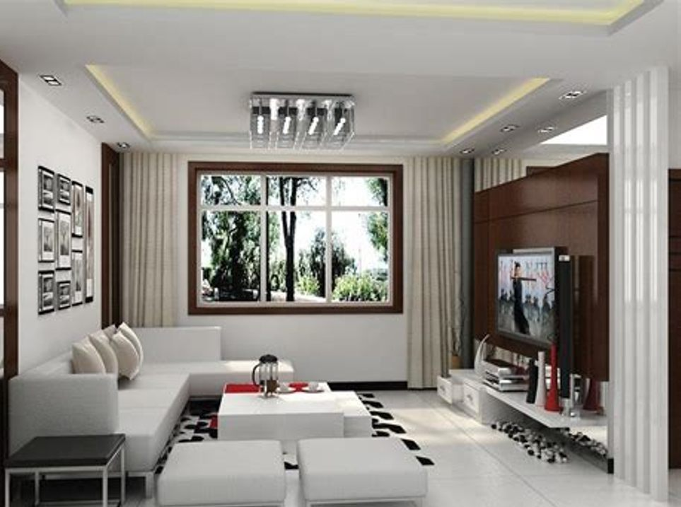 Image of: Living Room Modern Interior