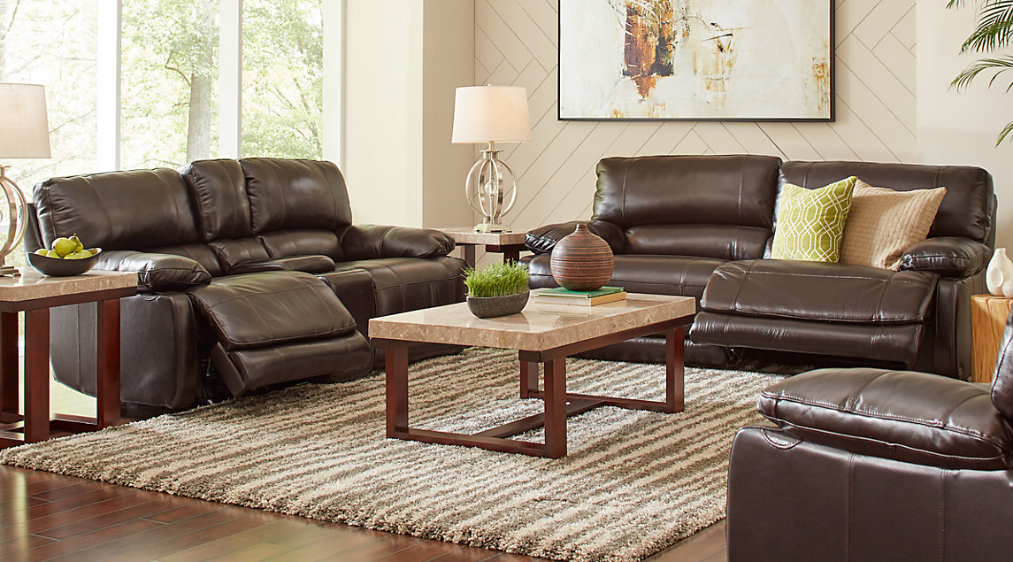Image of: Living Room Pictures Brown