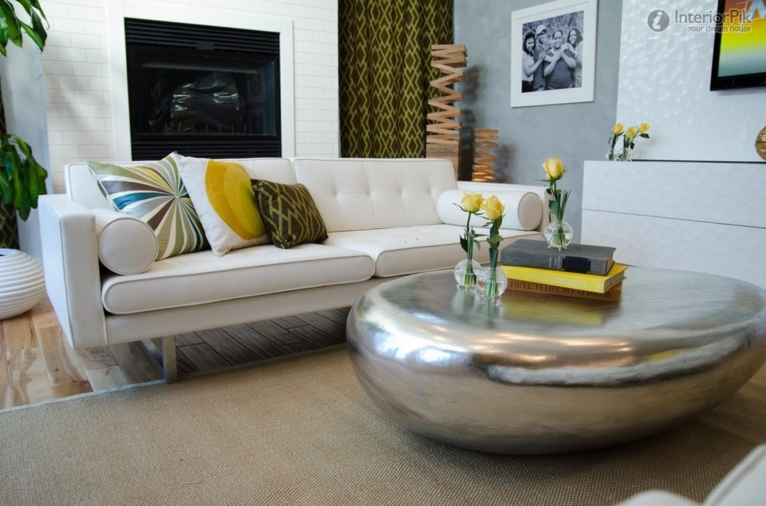 Image of: Living Room Table Centerpieces Decor