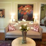 Living Room Table Centerpieces Flower