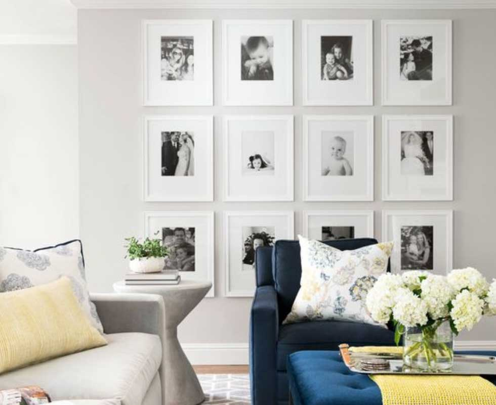 Image of: Living Room Wall Decor Ideas Decorating
