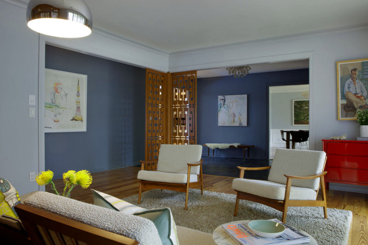 Image of: Mid Century Modern Living Room Ideas Awesome