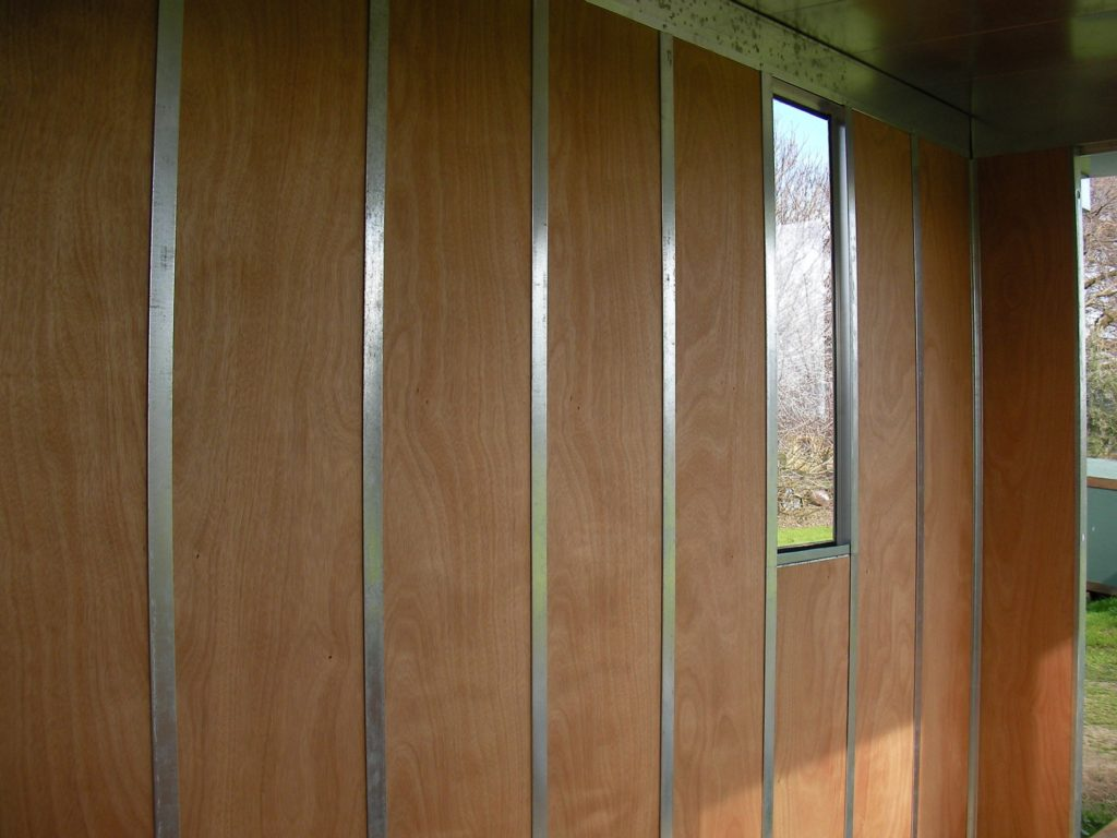 Image of: Mobile Home Wall Panels Type