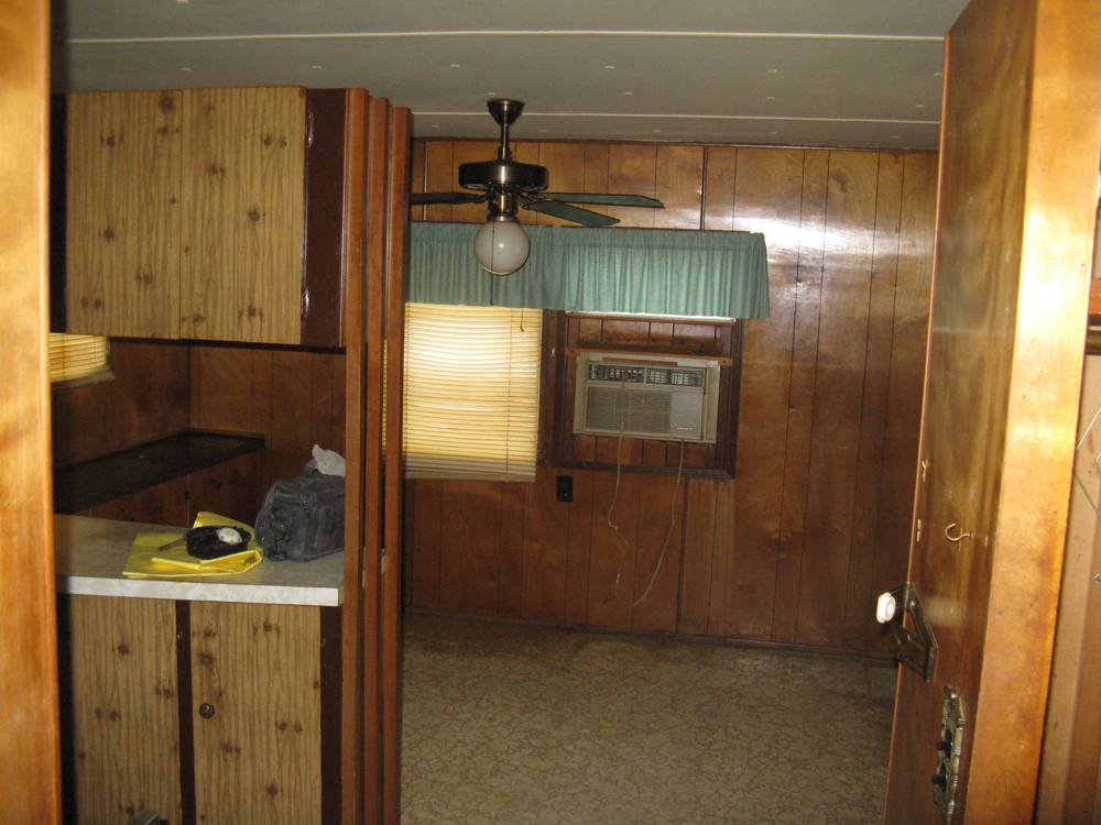 Image of: Mobile Home Wall Panels Wooden
