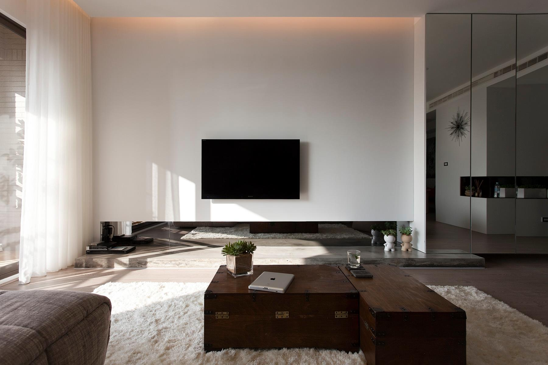 Image of: Modern Living Room Decor Awesome