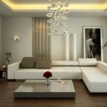 Modern Living Room Decor Luxury