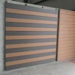 New Exterior Wall Panels