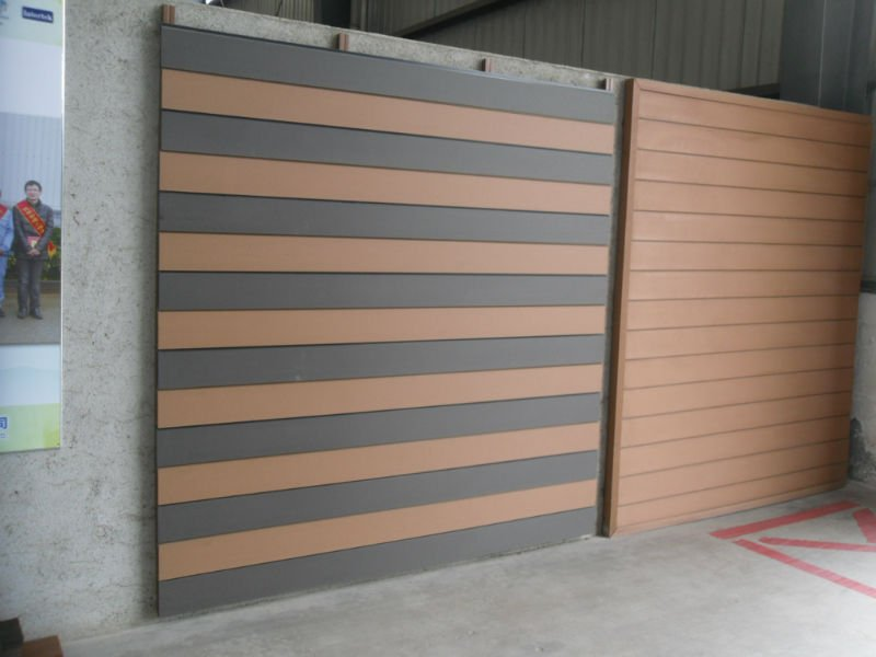 Image of: New Exterior Wall Panels