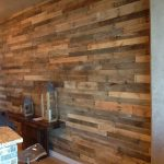 New Rustic Wood Paneling for Walls