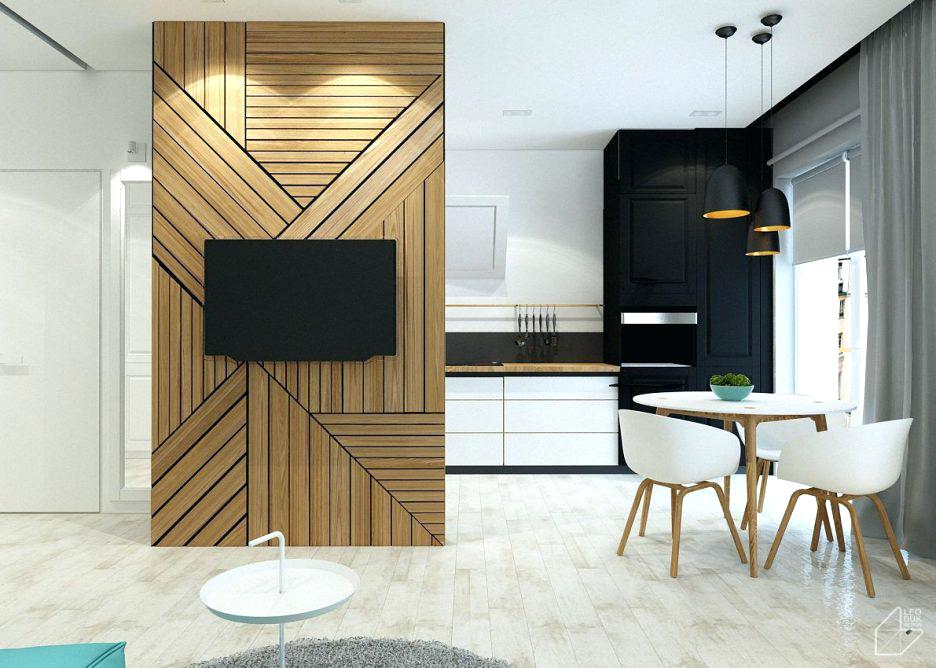 Image of: New TV Wall Panel