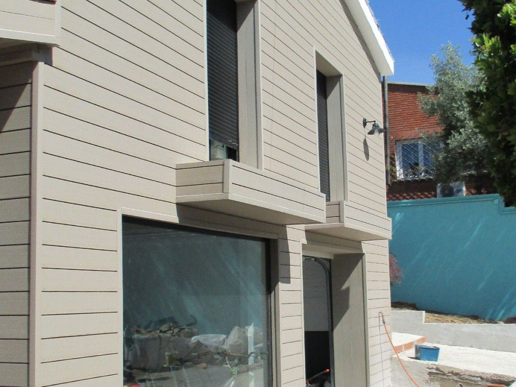 Image of: Nice Exterior Wall Panels