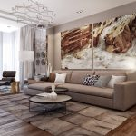 Paintings For Living Room Geometric