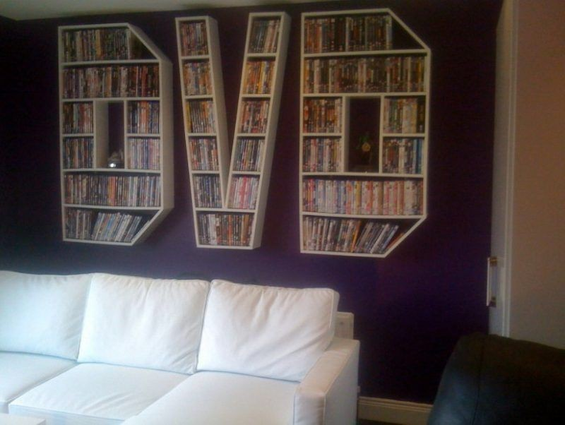 Image of: Perfect CD Storage Ideas