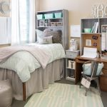 Popular Dorm Room Bed Skirts