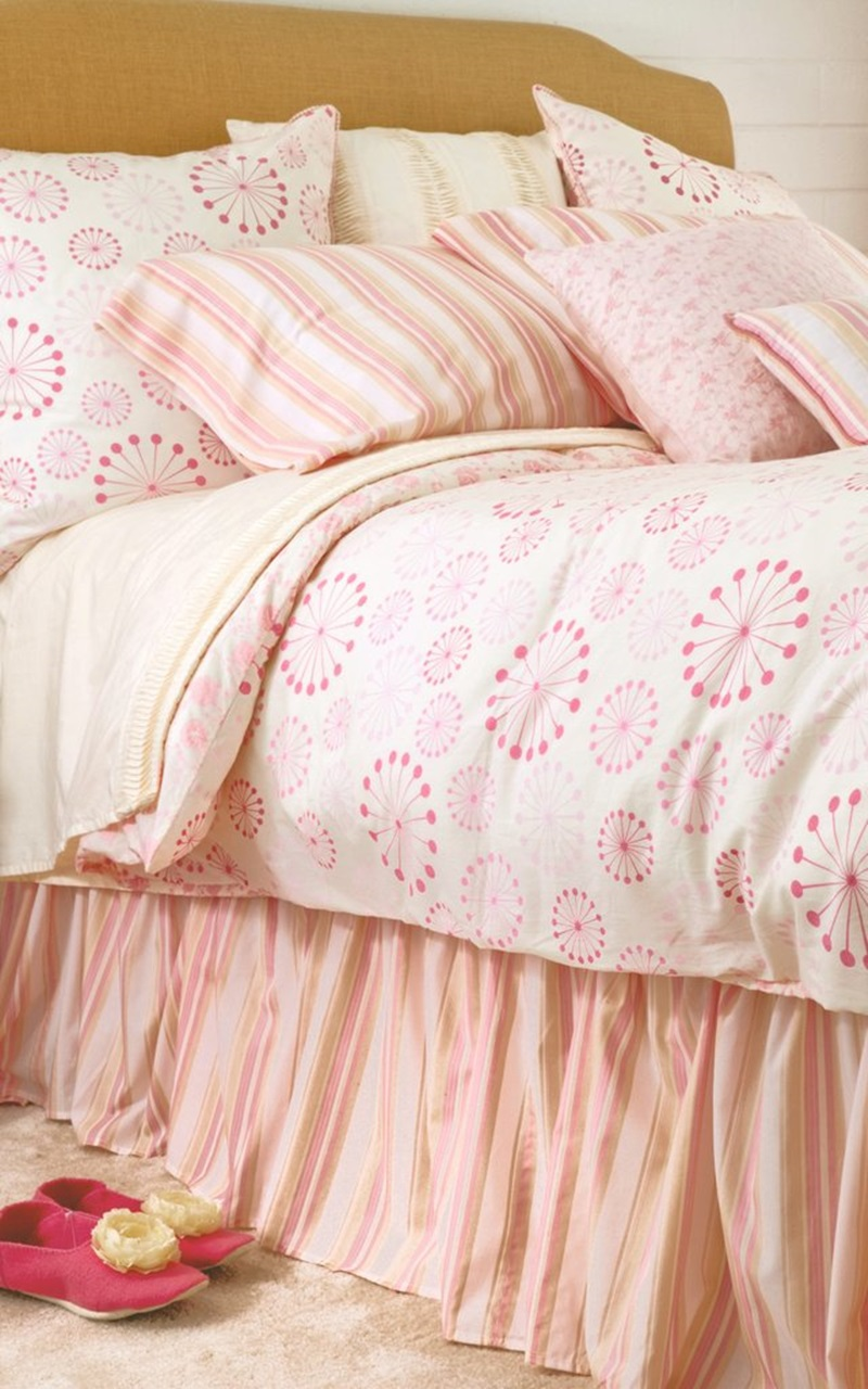 Image of: Pretty Bed Skirt Alternatives