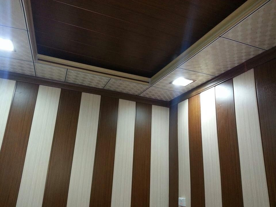 Image of: Pvc Wall Panels Colors