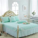 Quilted Bed Skirt Color