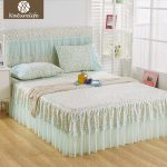 Quilted Bed Skirt Size