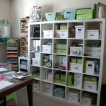 Recollection Craft Room Storage Ideas