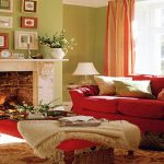 Red Living Room Ideas Remodel