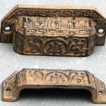 Reproduction Antique Dresser Drawer Handles