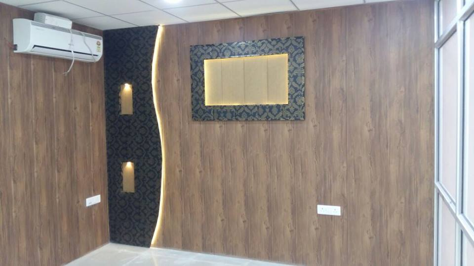 Image of: Room Pvc Wall Panels