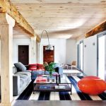 Rustic Modern Living Room Awesome