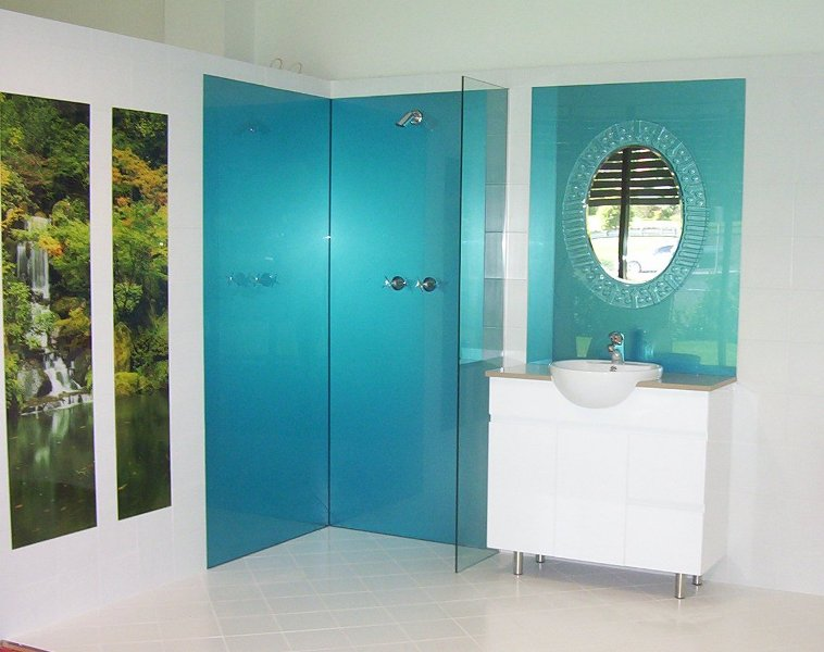 Image of: Shower Wall Panels Lowes
