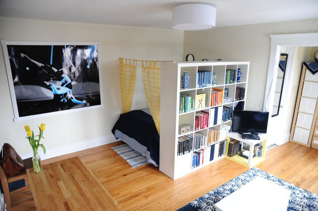 Image of: Small Apartment Storage Ideas Room