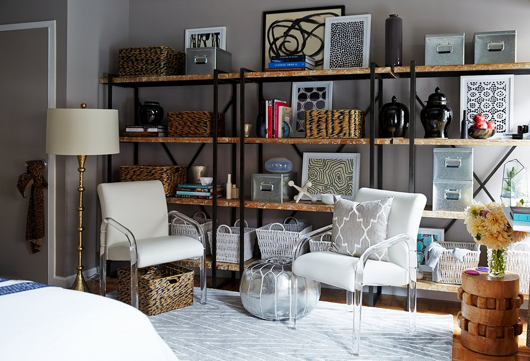 Small Apartment Storage Ideas Wicker