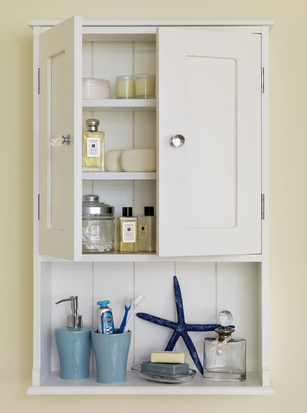 Image of: Small Bathroom Storage Ideas Wall
