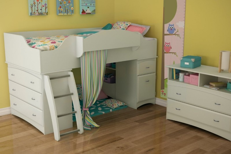 Image of: Small Bedroom Storage Ideas For Kids
