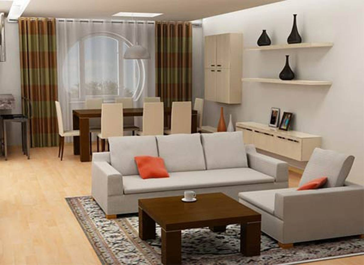Image of: Small Living Room Decorating Ideas Modern