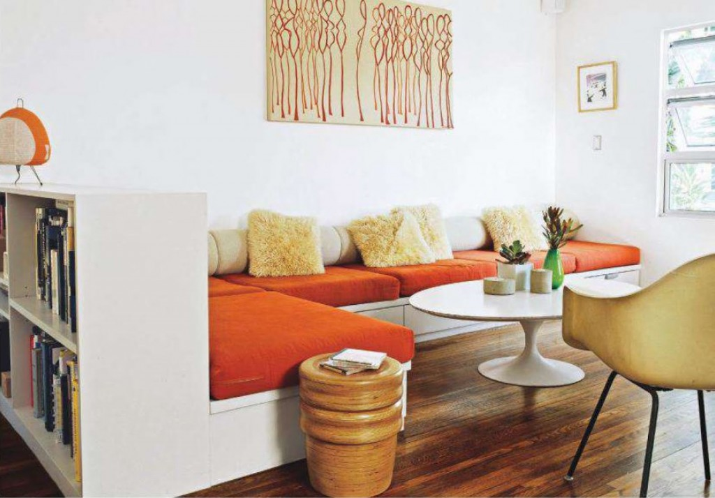 Image of: Small Living Room Decorating Ideas Simple