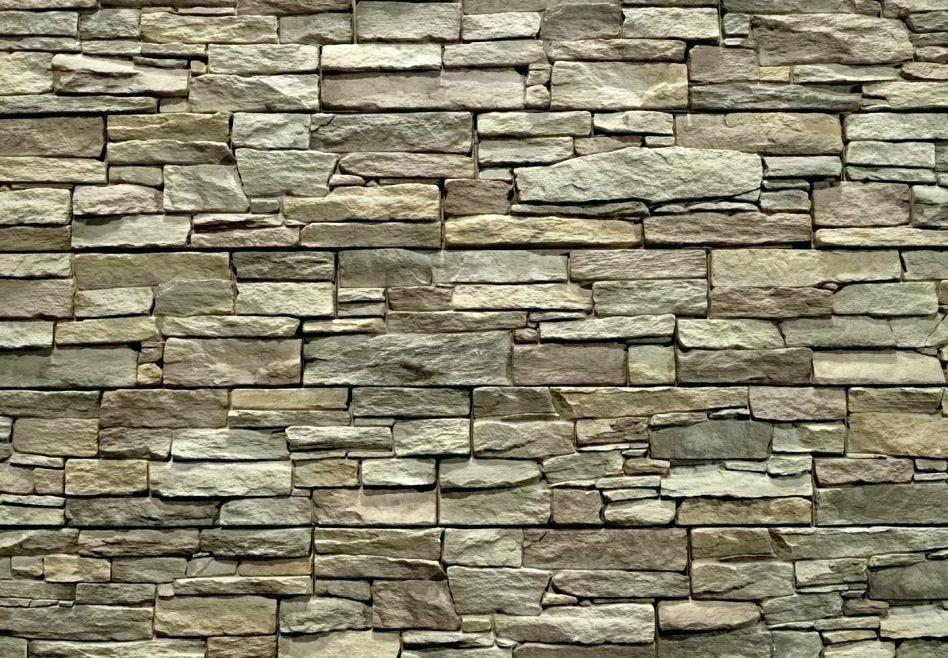 Image of: Smart Faux Stone Wall Panels