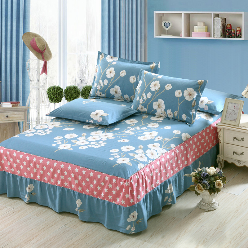 Image of: Smart Tulle Bed Skirt