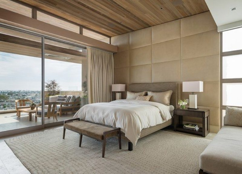 Image of: Soundproof Wall Panels For Bedroom