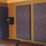 Soundproof wall panels DIY