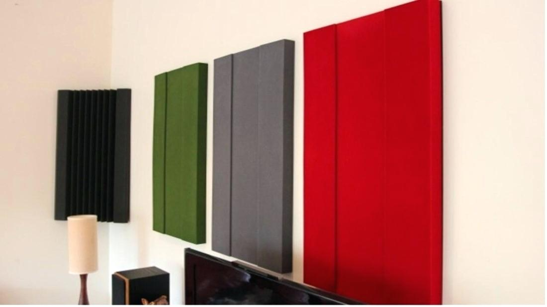 Image of: Soundproof wall panels Ideas